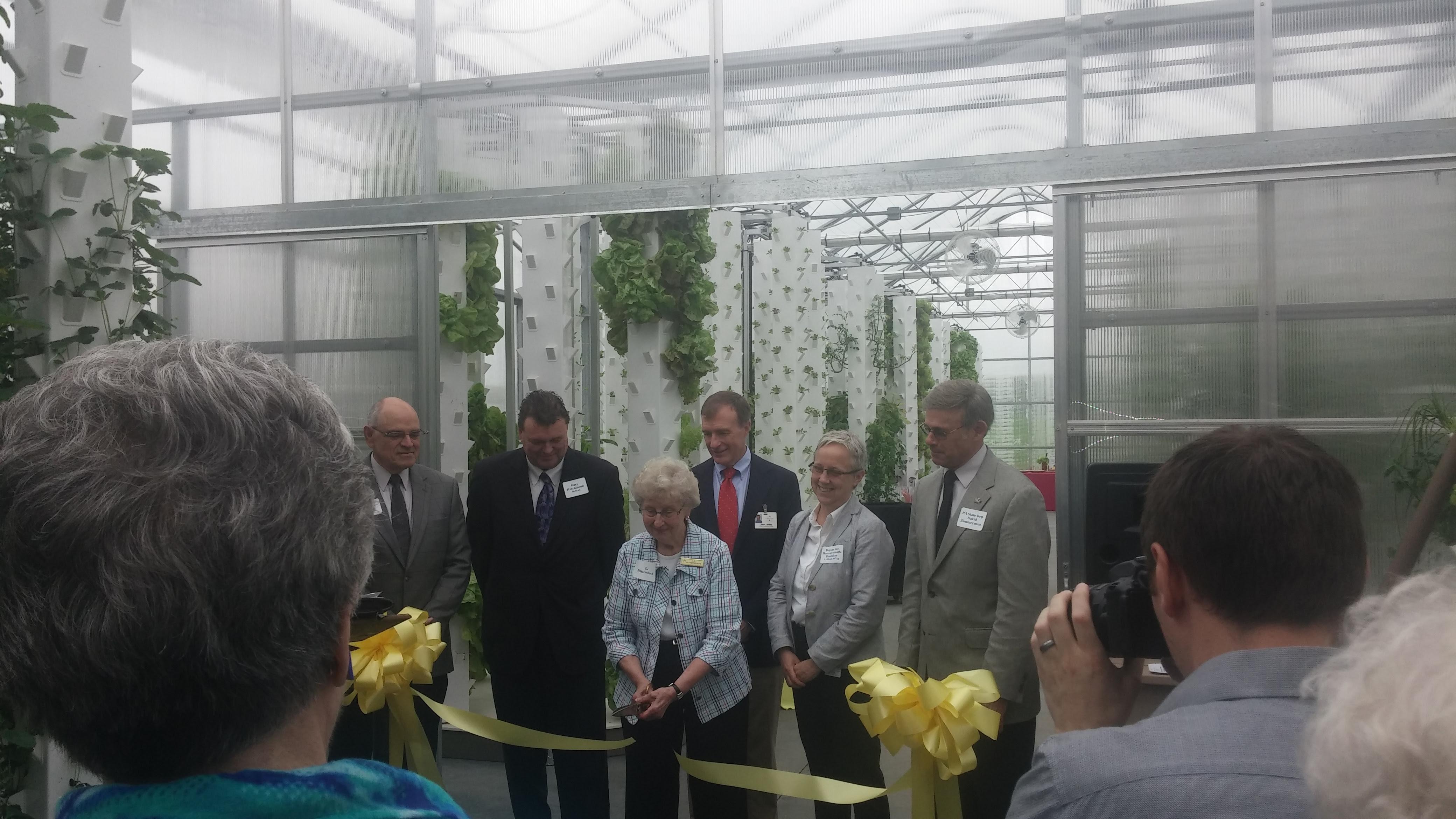 new greenhouse for garden spot - Garden Spot